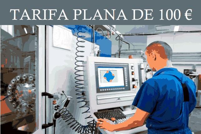 Tarifa Plana de 100€